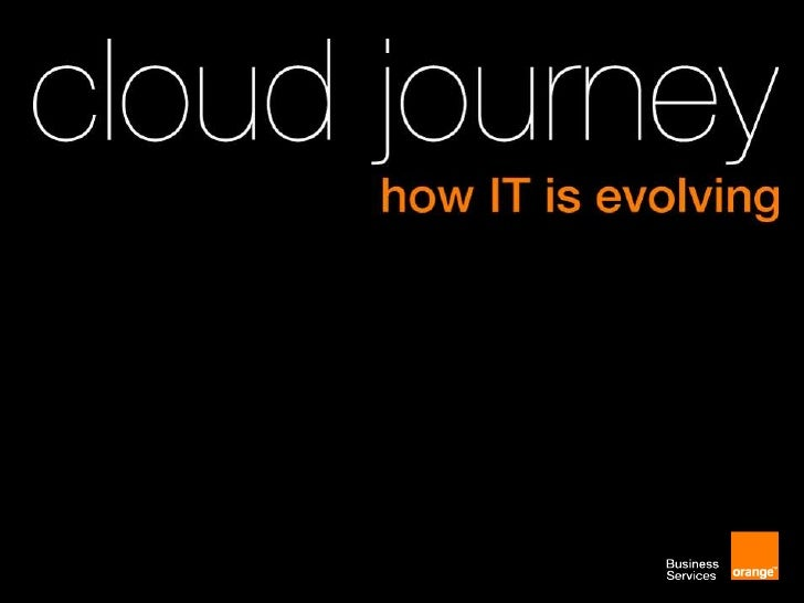 How IT Is Evolving with Cloud Computing