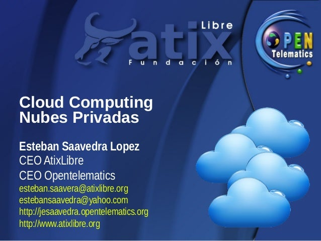 Clouds privadas