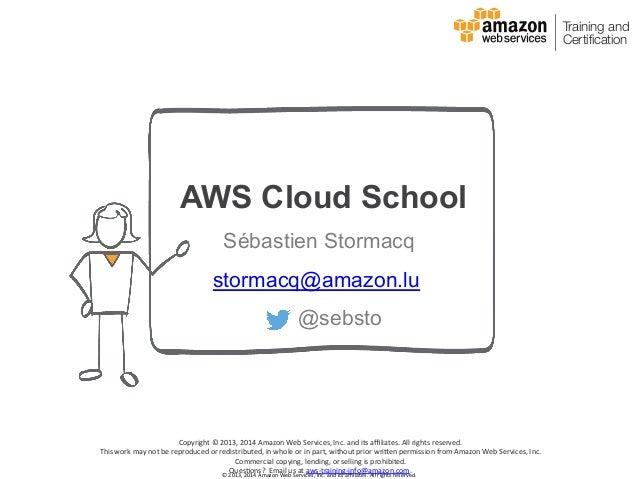 Cloudschool 2014