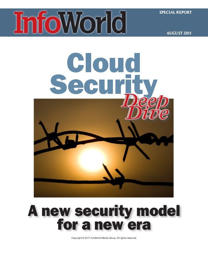 Cloud security Deep Dive 2011