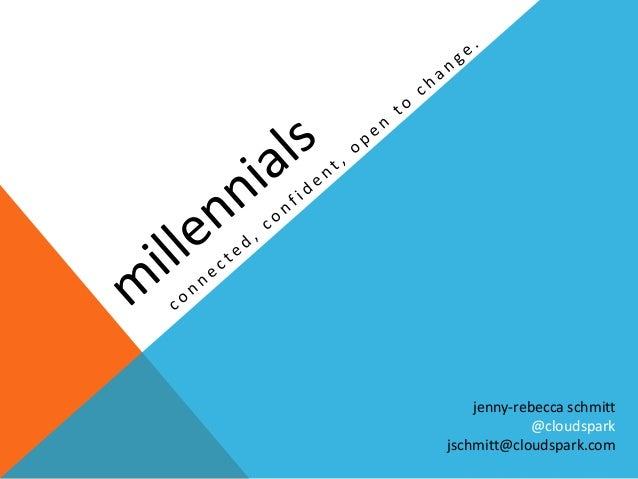 Millennials: Creating Stories that Reach and Resonate with this Generation