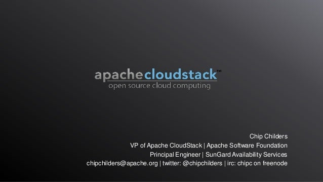 CloudStack DC Meetup - Apache CloudStack Overview and 4.1/4.2 Preview