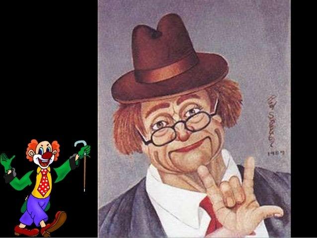 Red Skelton = Clown's Clowns