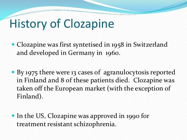 Клозапин