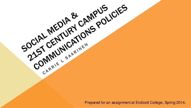 21st Century Campus Communications