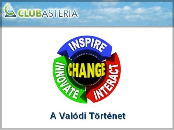 Club Asteria Prezentáció