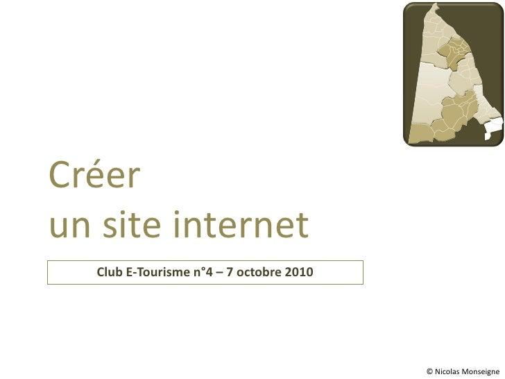 Club e tourisme medoc n°4 - 9 octobre 2010