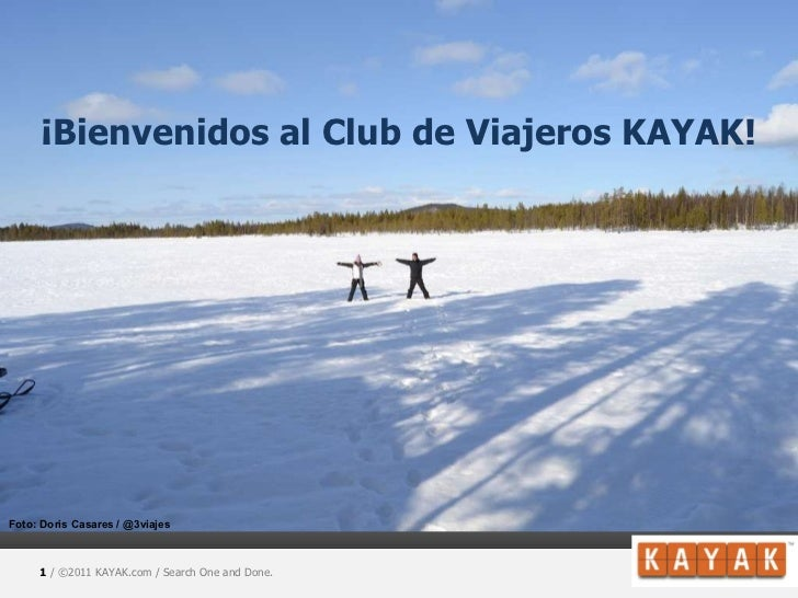 Club kayak november 2011   presentation
