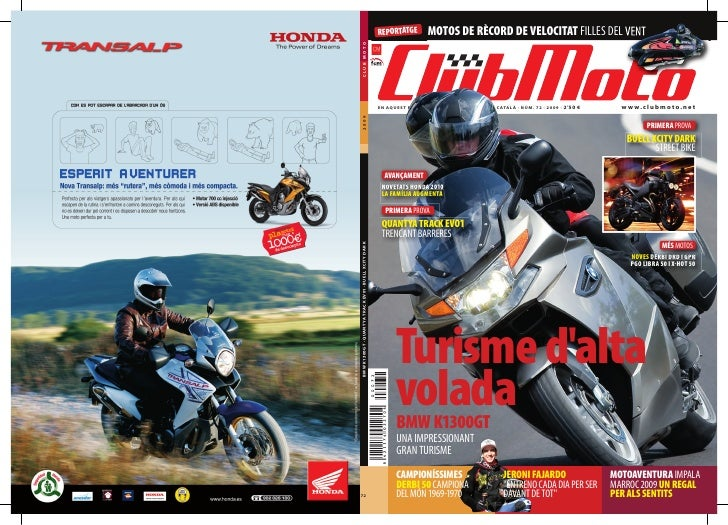 Club Moto 72 Web