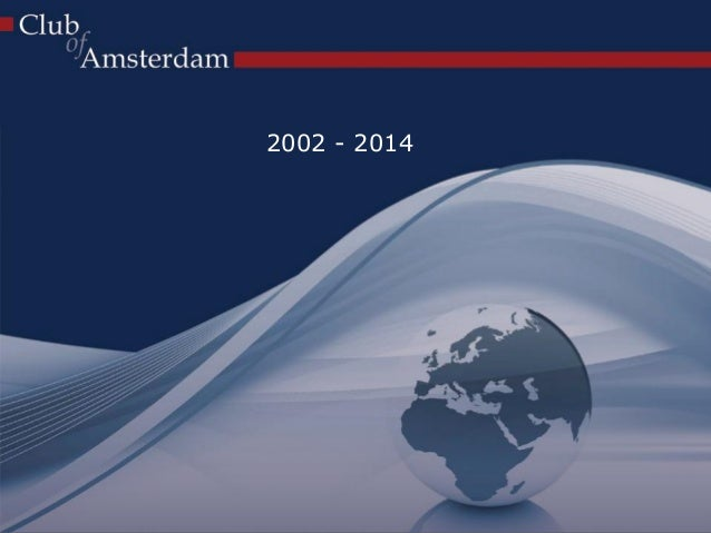 Shaping Your Future in the Knowledge Society 2002 - 2014