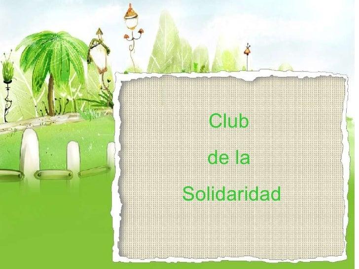 Club  de la  Solidaridad