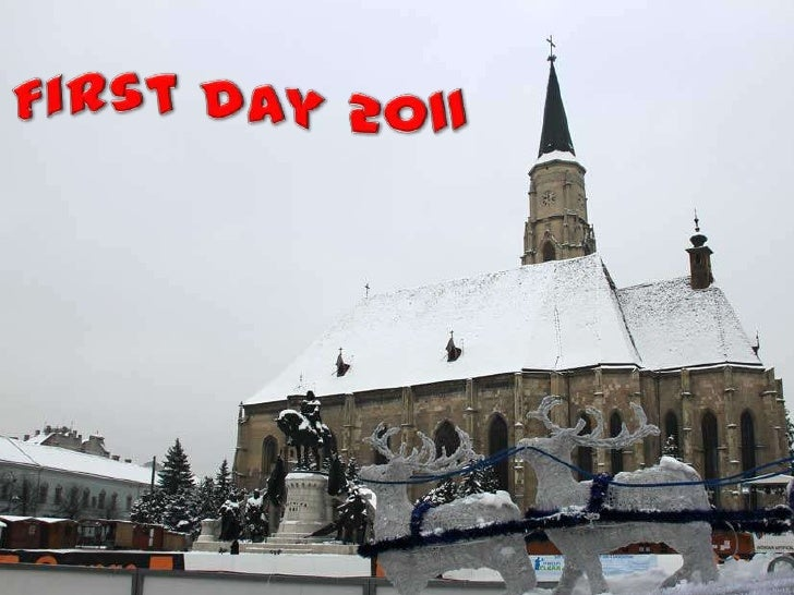 FirstDay2011<br />