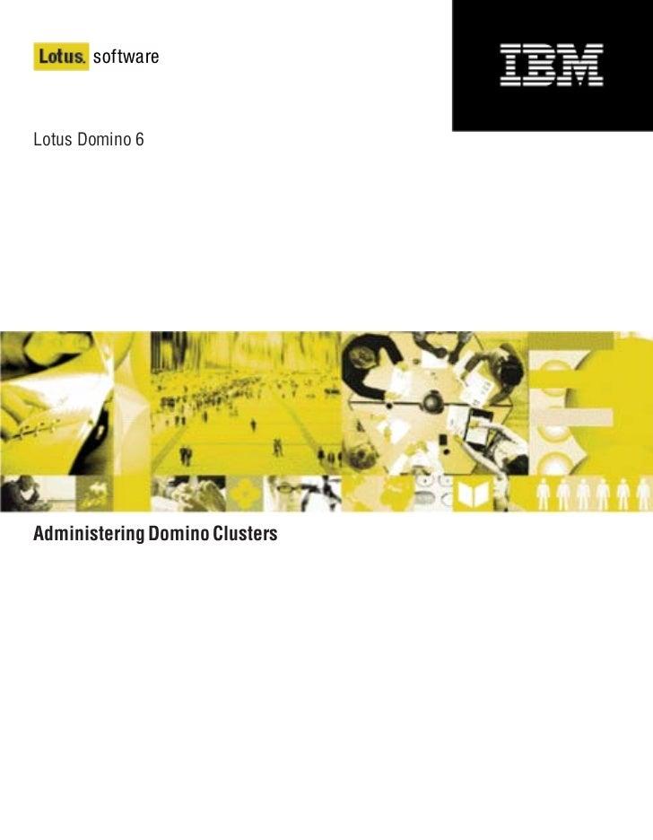 Lotus Domino Clusters