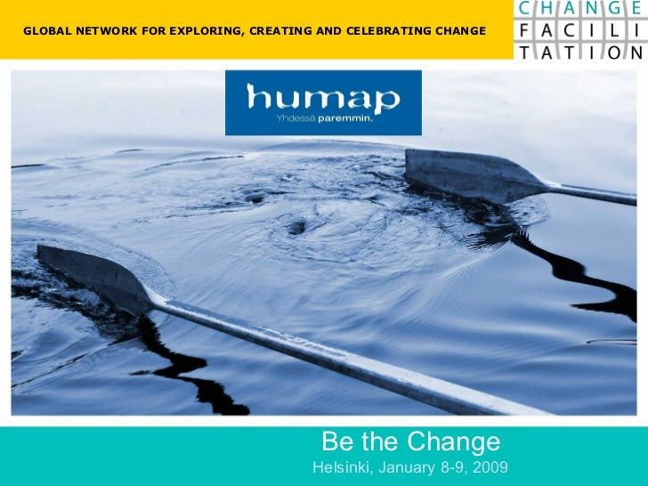 Change Management Presentation Helsinki