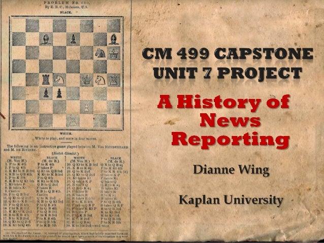 Cm 499 unit 7 power point project