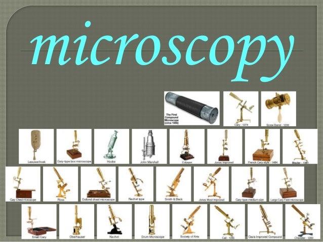 Cm4 microscopy