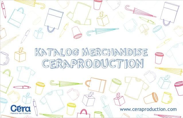 Katalog Barang Promosi