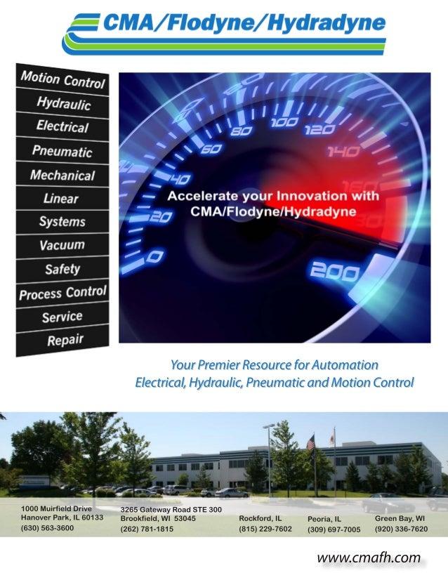 CMA/Flodyne/Hydradyne Line Card