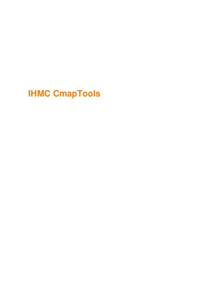 IHMC CmapTools------------------------------------------------------------------------------------------------------------...