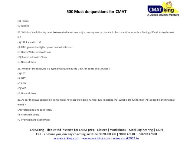 Xoom business model question paper with answers