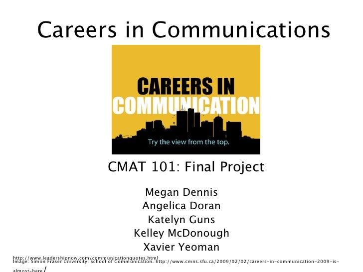 Cmat 101 cmat careers slide share