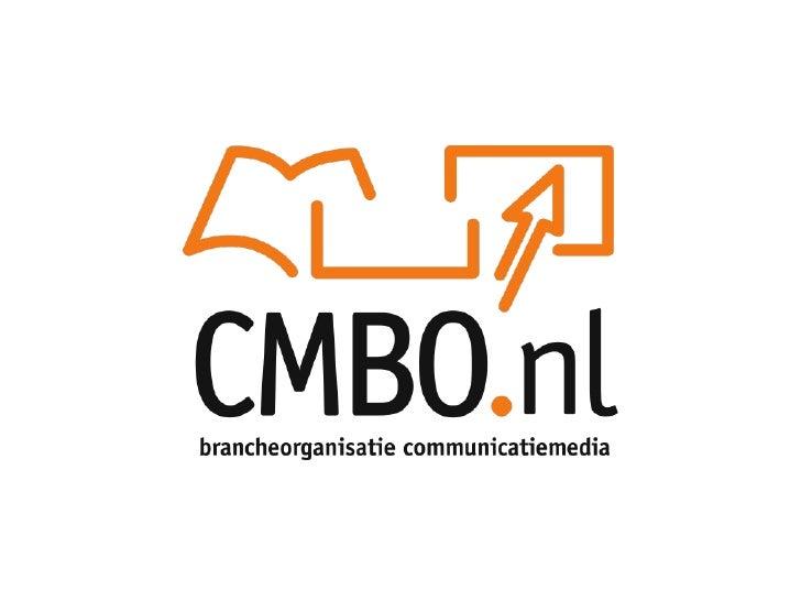 CMBO Eindejaarsbijeenkomst
