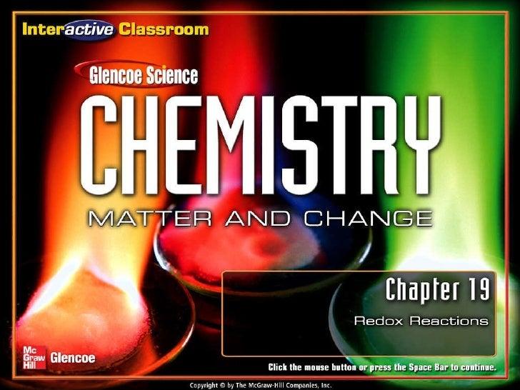Cmc chapter 19