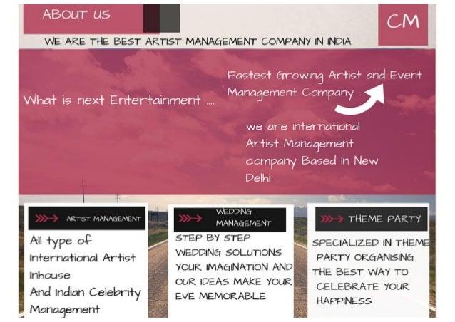 Cm direct entertainment pvt.ltd