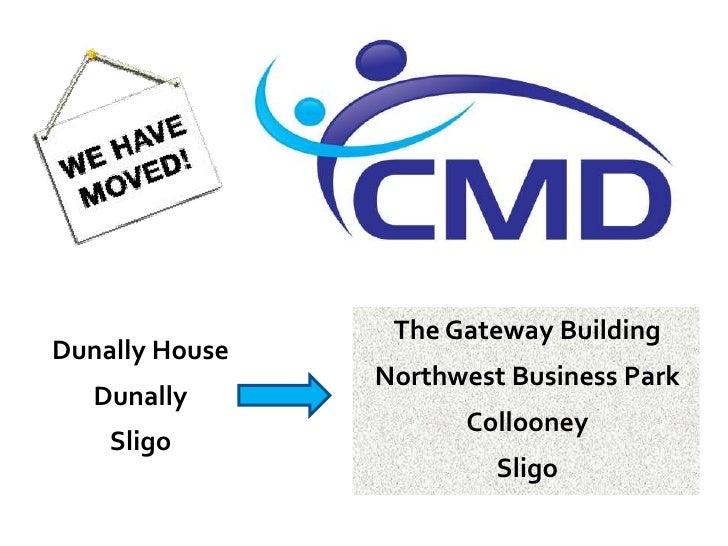 Cmd Training Institute - New Premises