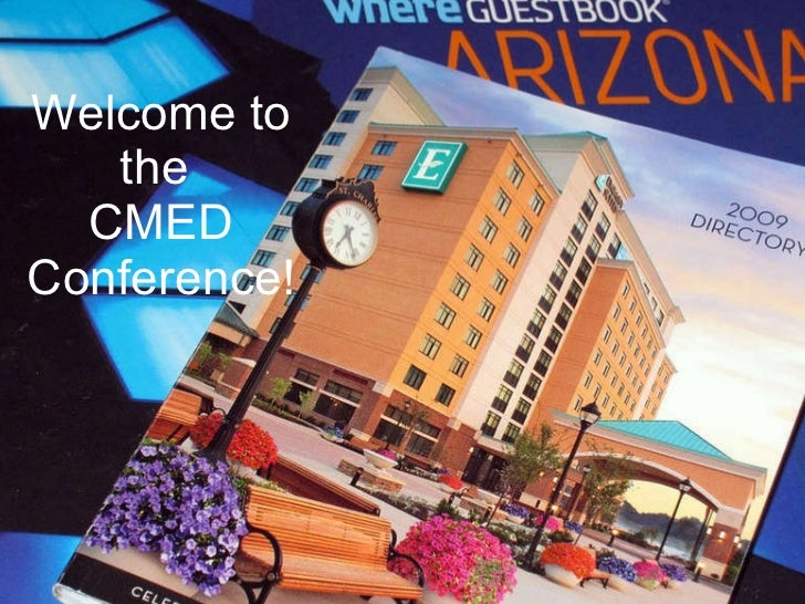 Preparing for upcoming lifelong learners - CMED Conference