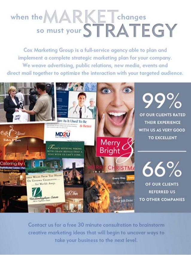 Cox Marketing Group