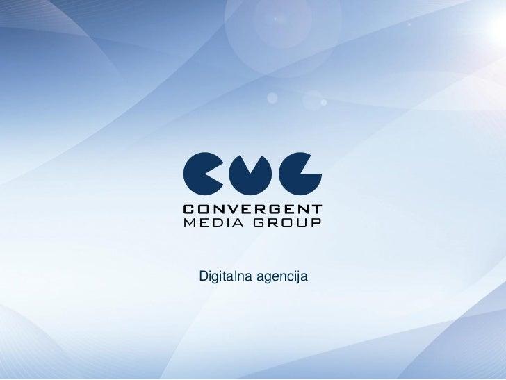 Convergent Media Group HRV
