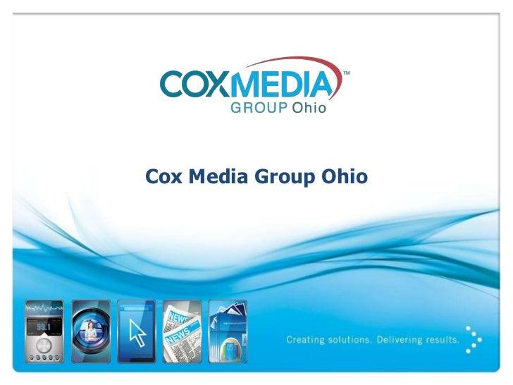 Cox Media Group Ohio<br />