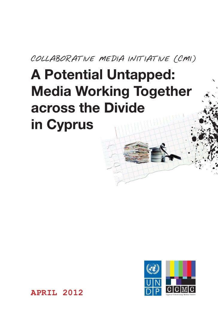 APRIL 2012   Cyprus Community Media Centre