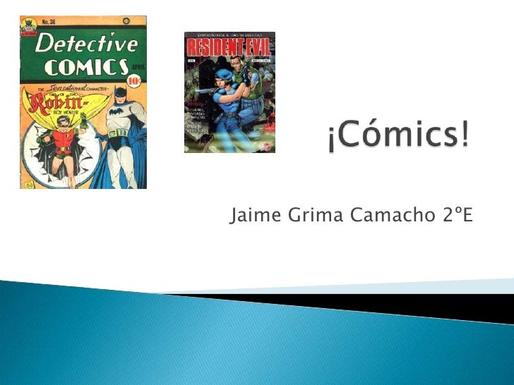 Jaime Grima Camacho 2ºE