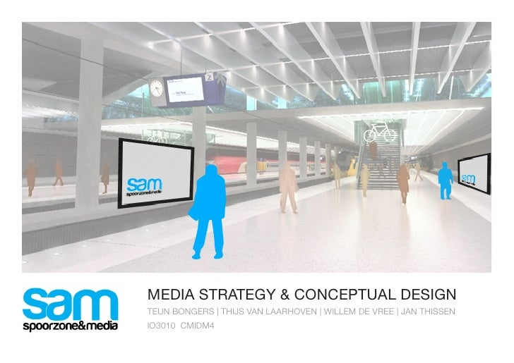 Cmidm4 Deliverable II - Concept Design And Media Strategy