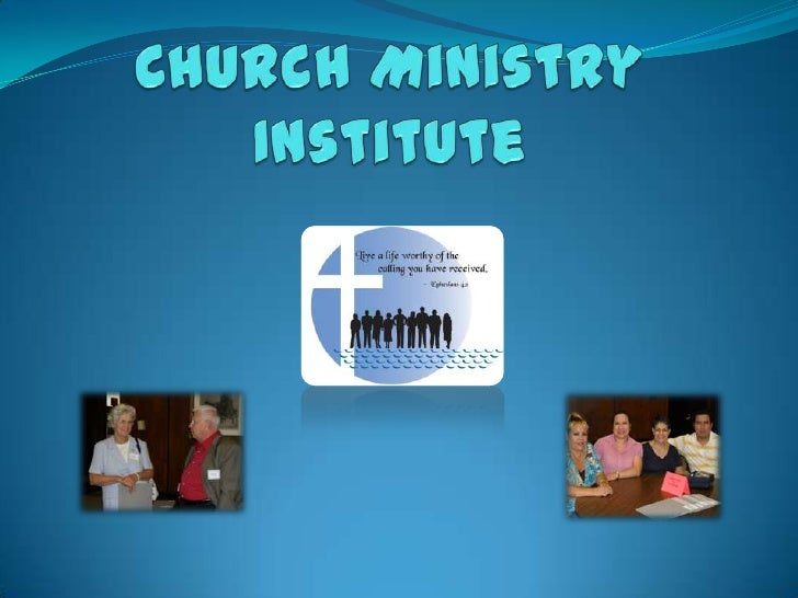 Mission           The Church Ministry Institute of the                Archdiocese of Philadelphia          is a three year...