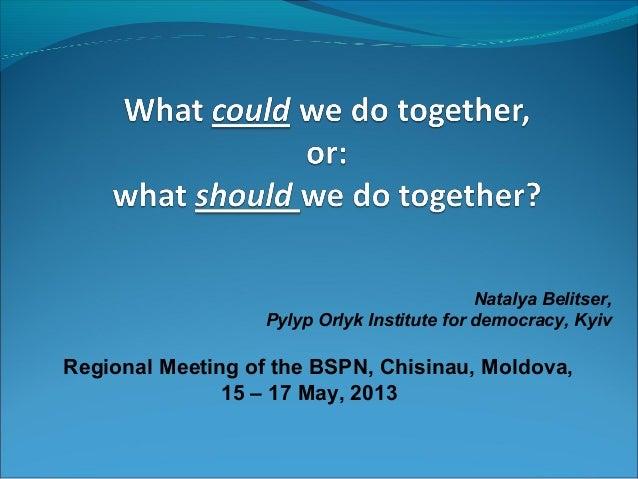 Cmi presentation 2013