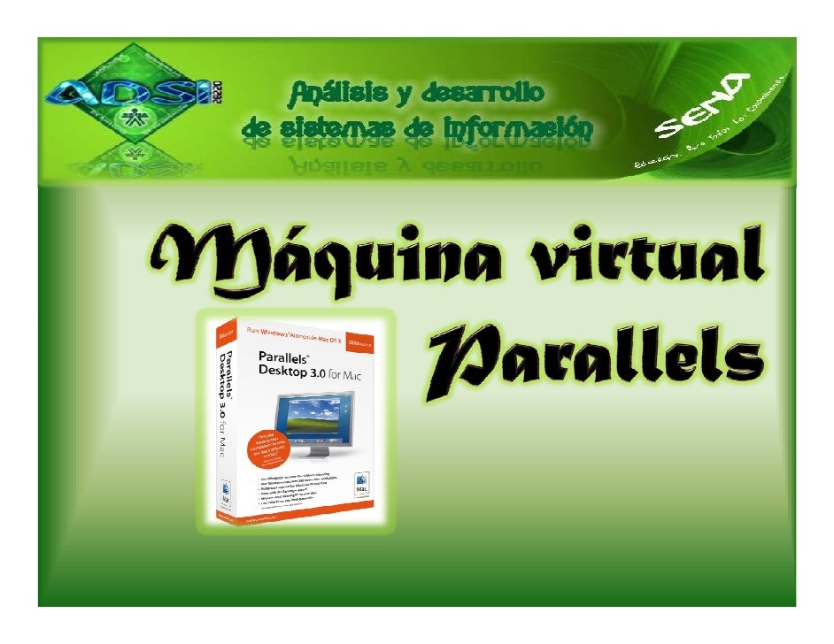 Las plantillas de máquinas virtuales de Parallels Server son entornos preconfigurados que pueden desplegarse fácilmente en...