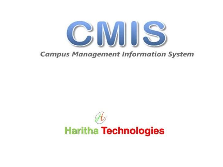 Campus Management Information System