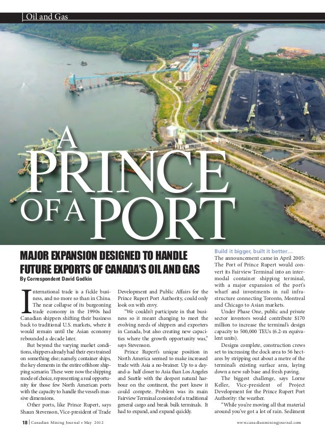 Prince of a Port