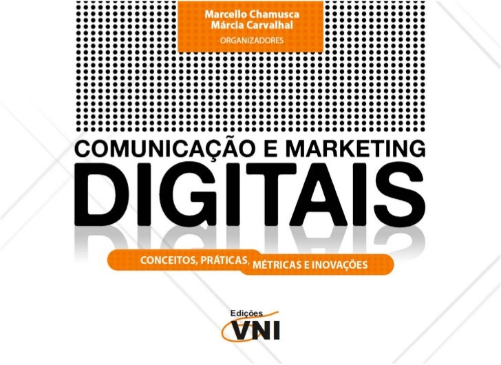 Cmktdigitais2011 1E-book: Comunicação e Marketing Digitais