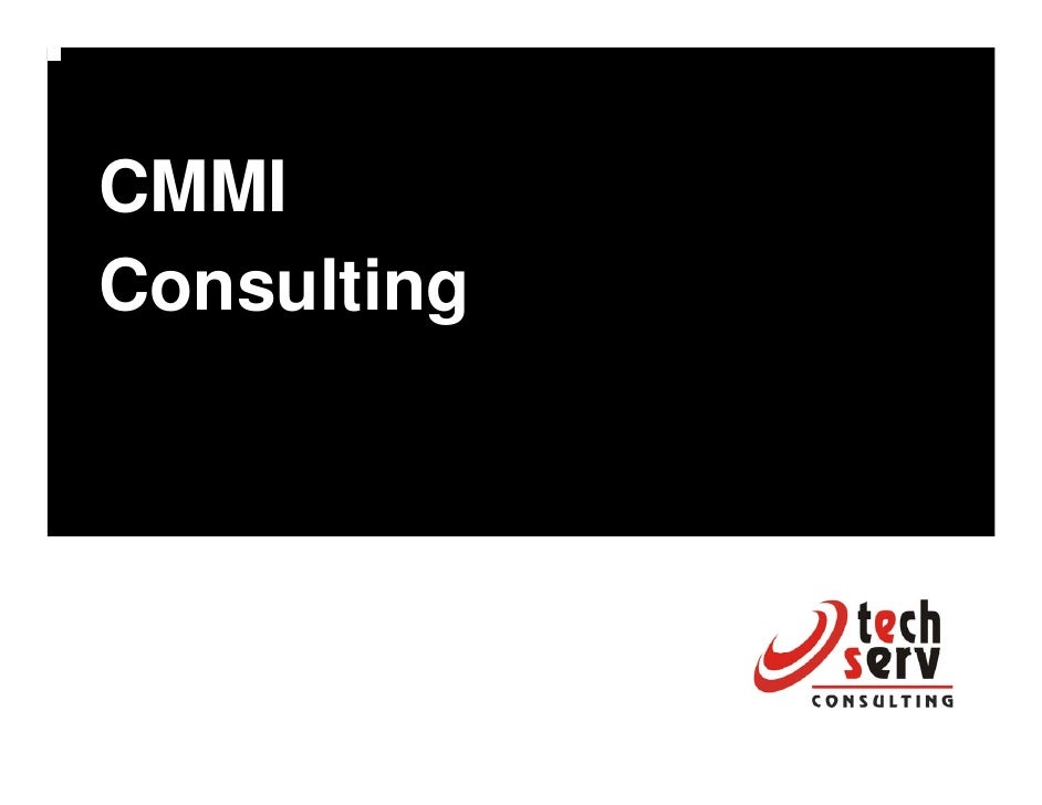 CMMI Consulting