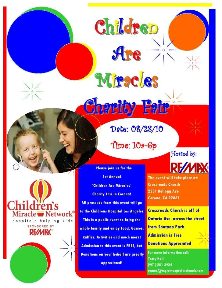 Презентацию На Тему Charity Fair