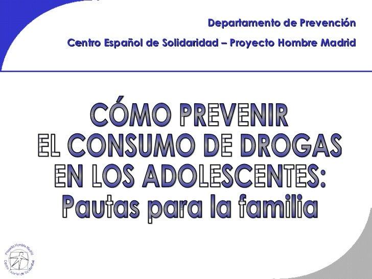 Drogadicción - Monografias.com