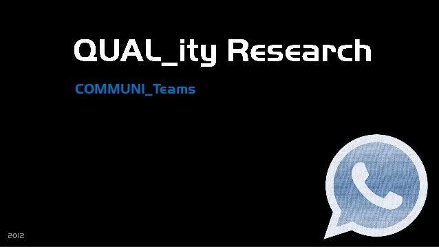 COMMUNI_Teams