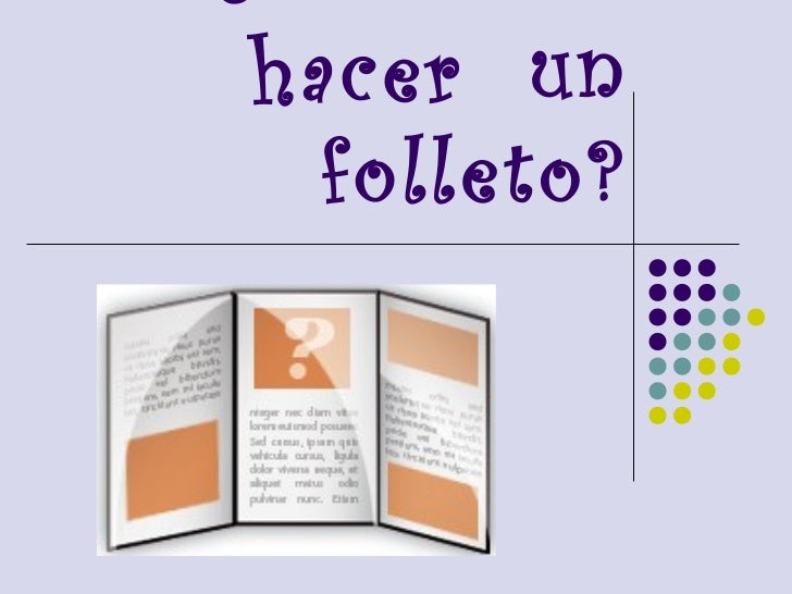 C mo hacer un folleto - Como construir un altillo ...