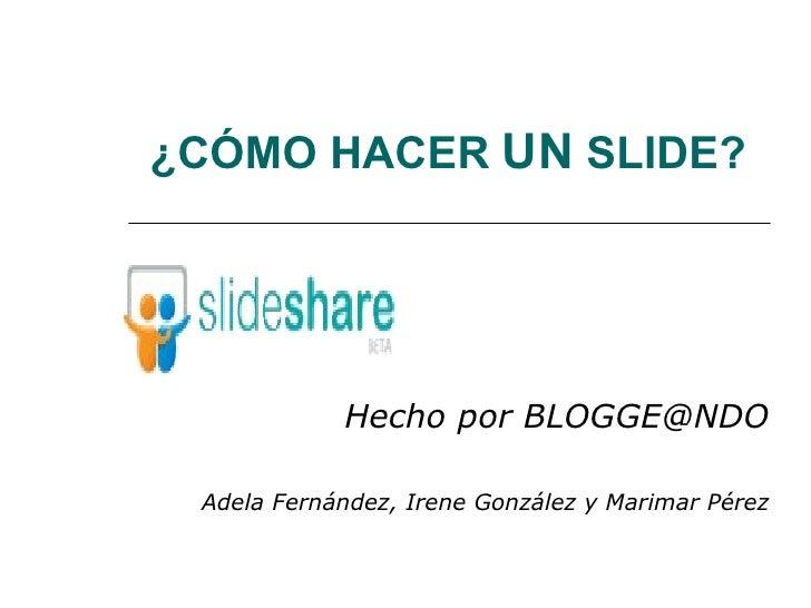 CóMo Hacer Un Slide 09