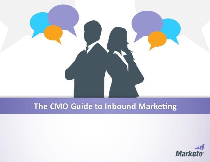Cmo inbound marketing