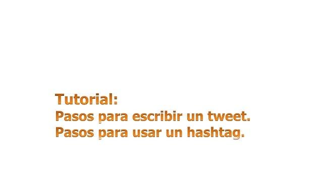 Twitter nos permite compartir info en 140  caracteres.